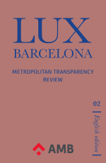 Cover of Lux Barcelona, No. 2 (English edition)